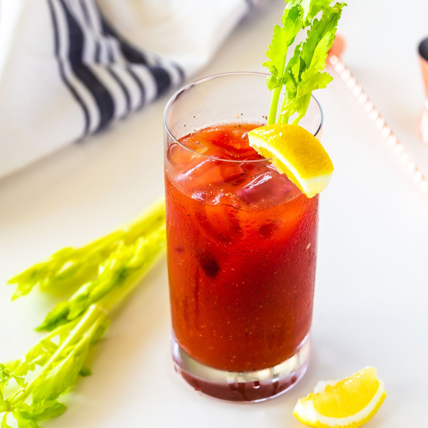 The Best Bloody Mary Recipe You Can Mix Up