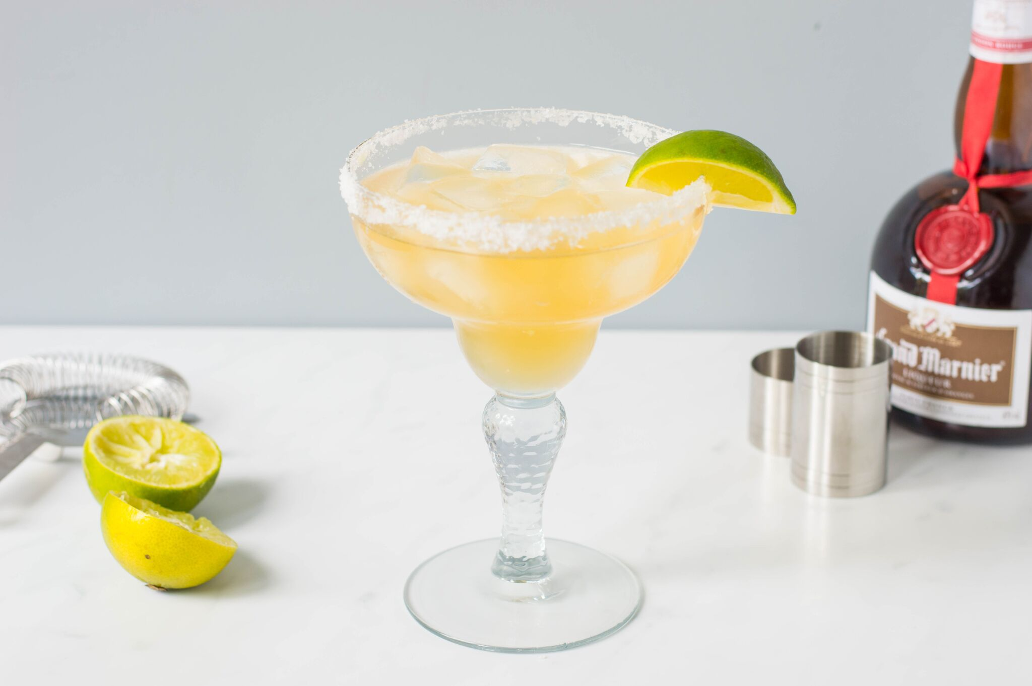Cadillac Margarita Recipe With Reposado Tequila