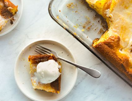 Peach Cobbler With Boxed Cake Mix