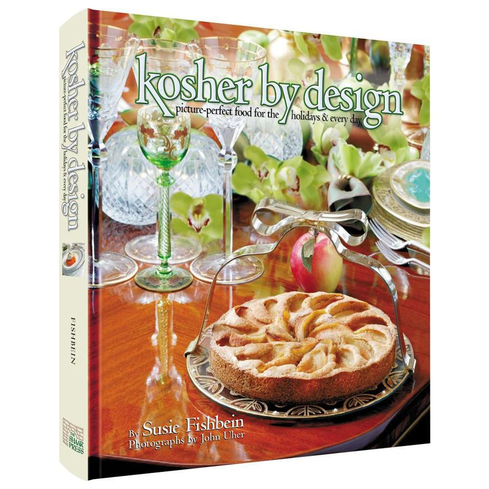 Susie Fishbein's Kosher by Design Cookbook