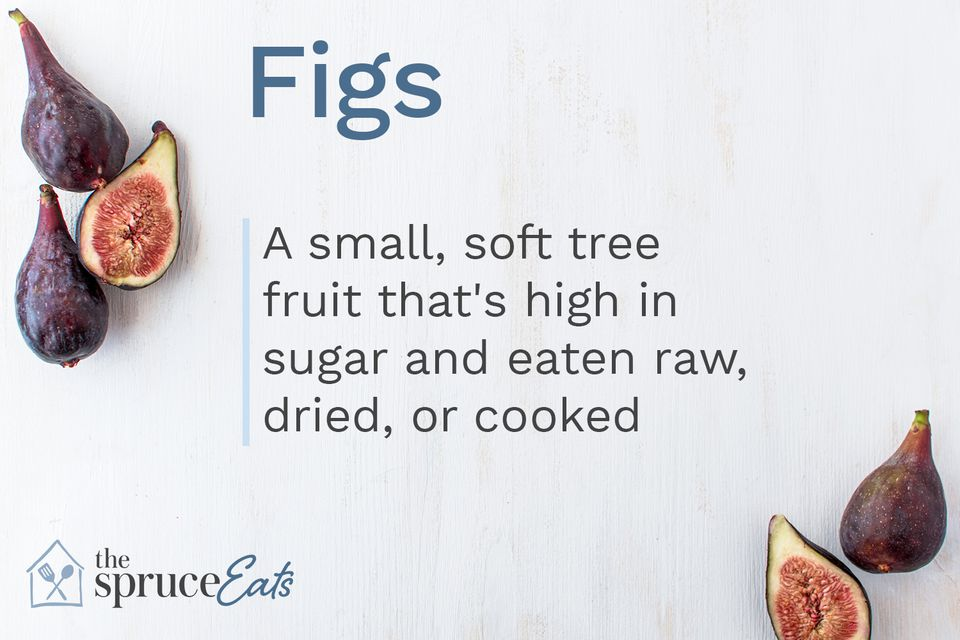 what are figs