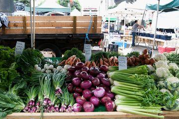 Santa Monica Farmers Market