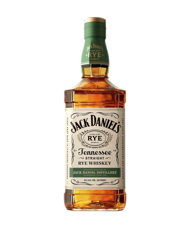 Jack Daniel's Straight Rye Whiskey