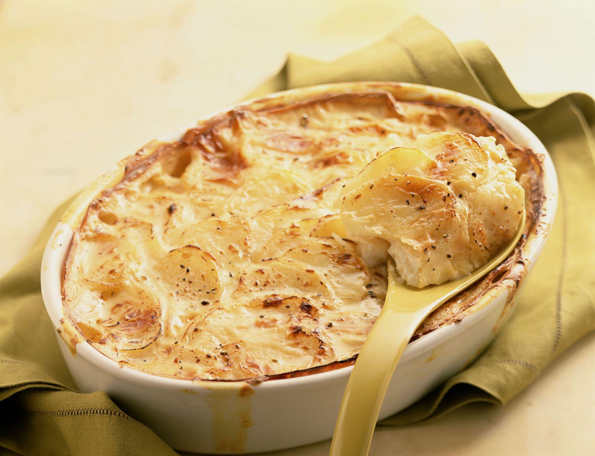 Easy Tuna Potato Bake