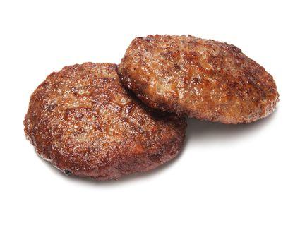 Mini Hamburgers Recipe - Russian Kotletki
