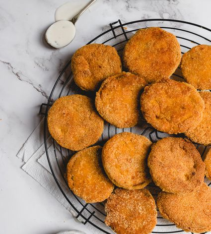 Classic Fried Green Tomatoes