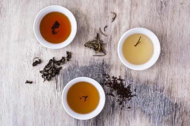 White tea health benefit