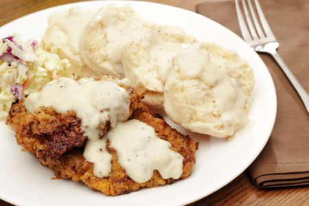 Country Fried Round Steak Recipe