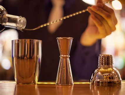 Controlling the cost of liquor poured is important for a successful bar