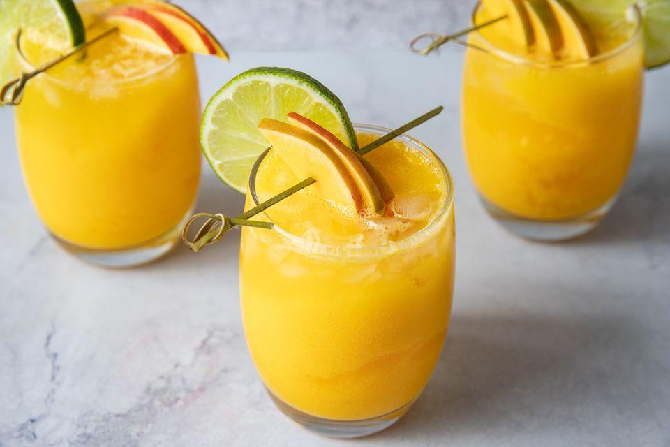 Mango Passion Cocktail