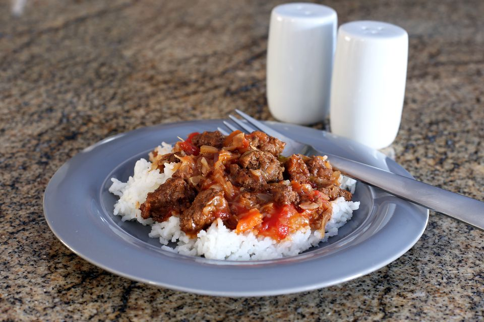 beef and cabbage with rice slow cooker