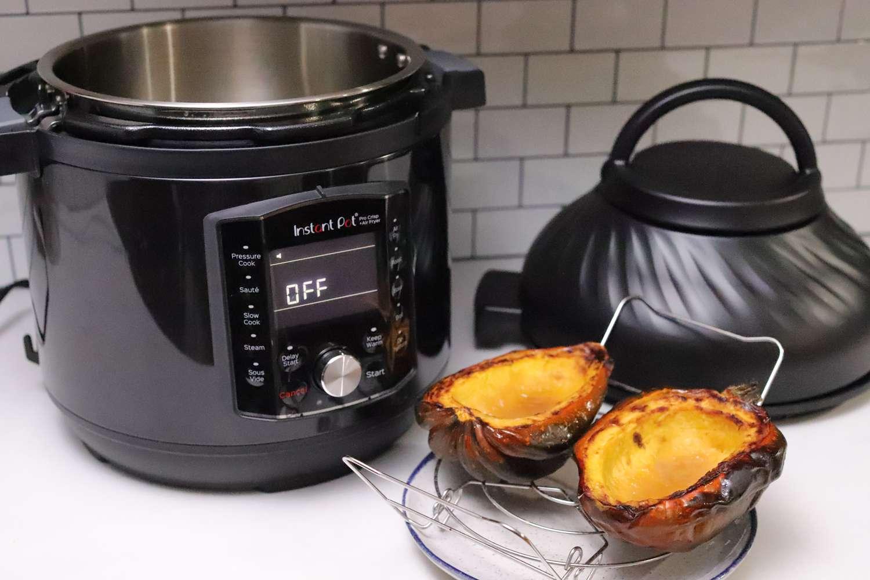 Instant Pot Pro Crisp Pressure Cooker + Air Fryer