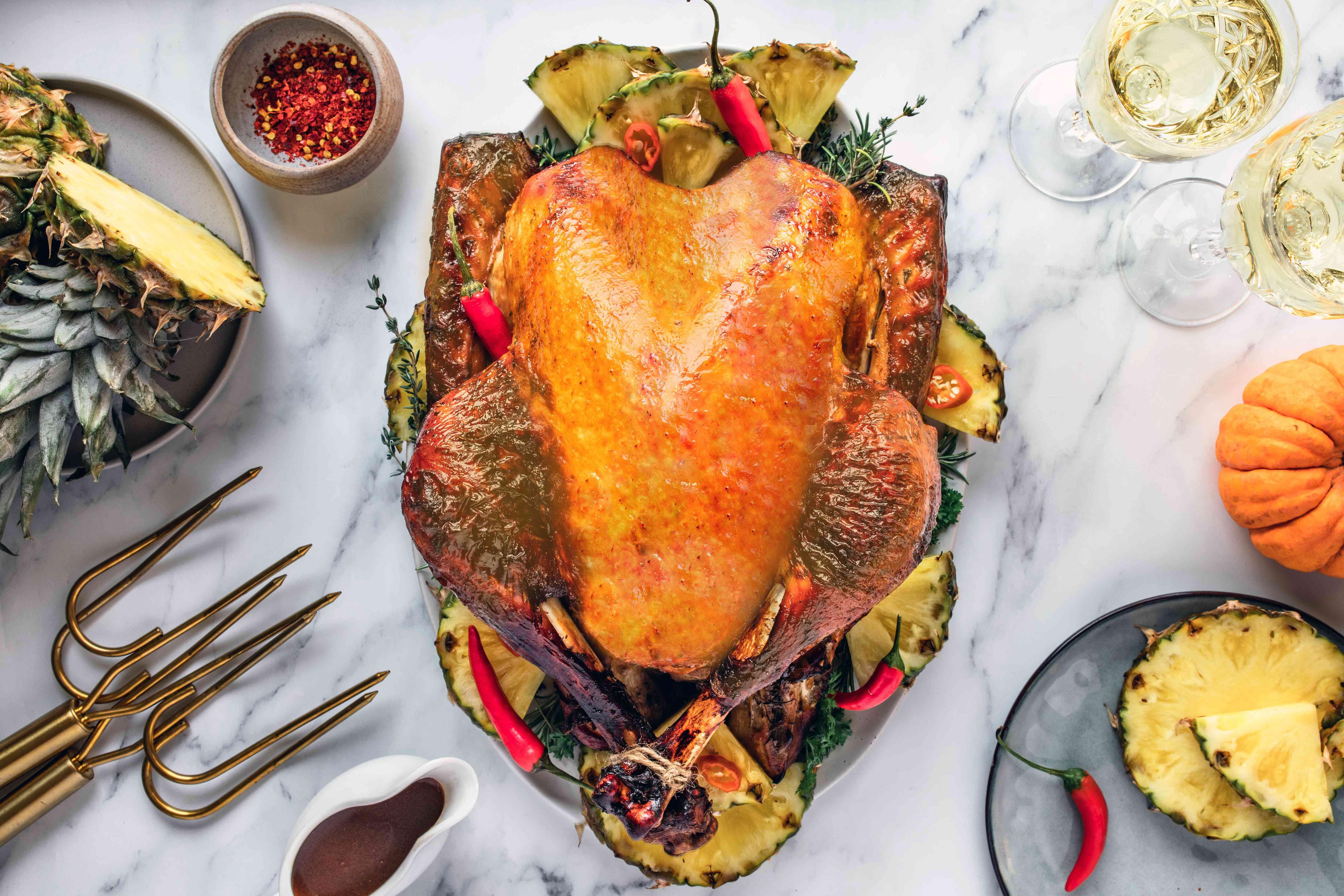 Hawaiian style turkey brine recipe