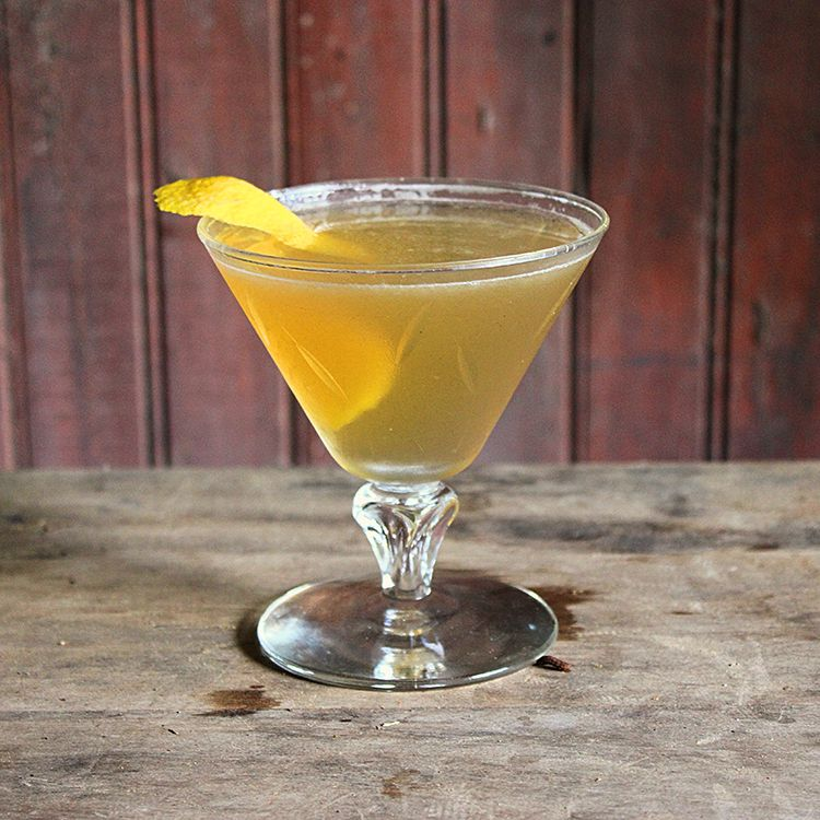 The Sidecar Cocktail Tester Image