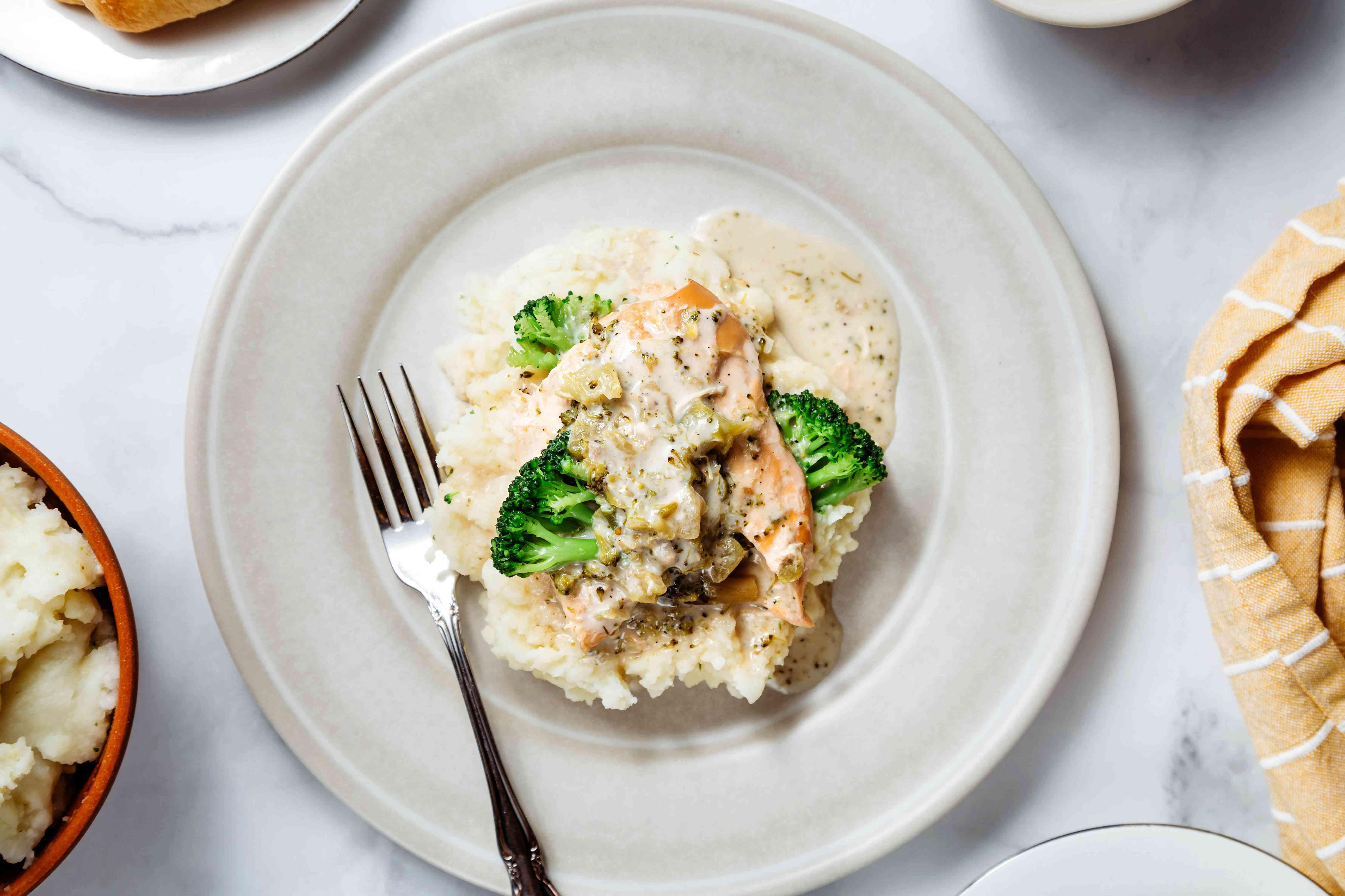 Creamy Broccoli Chicken
