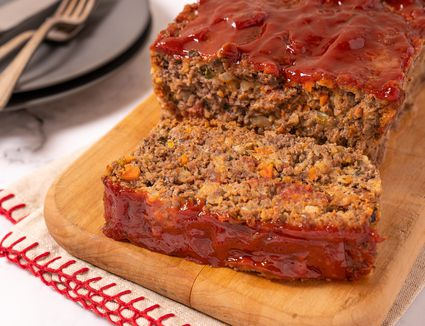 Meatloaf with Sausage