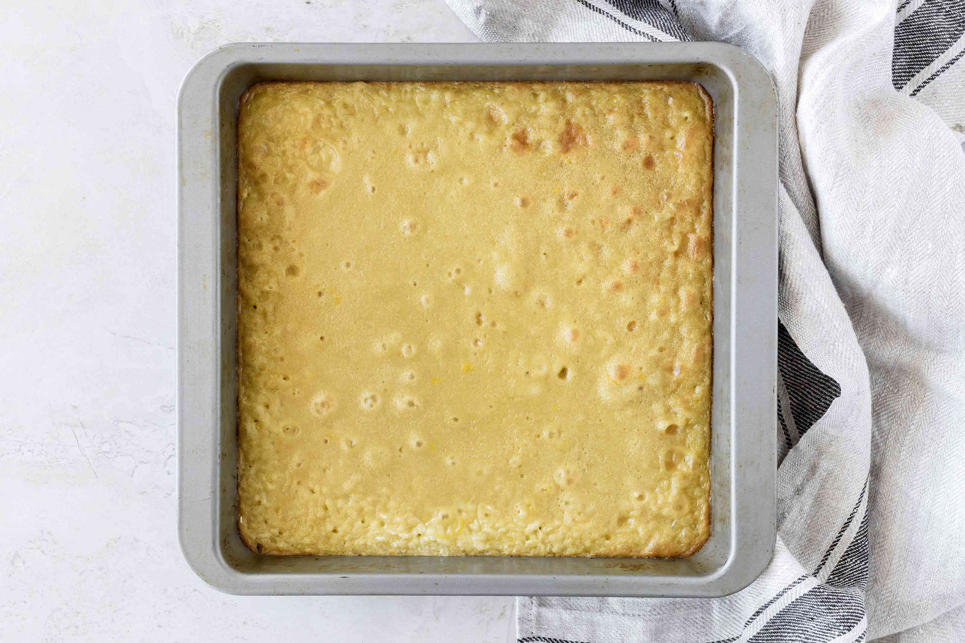 Bake rice cake