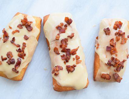 maple bacon bars