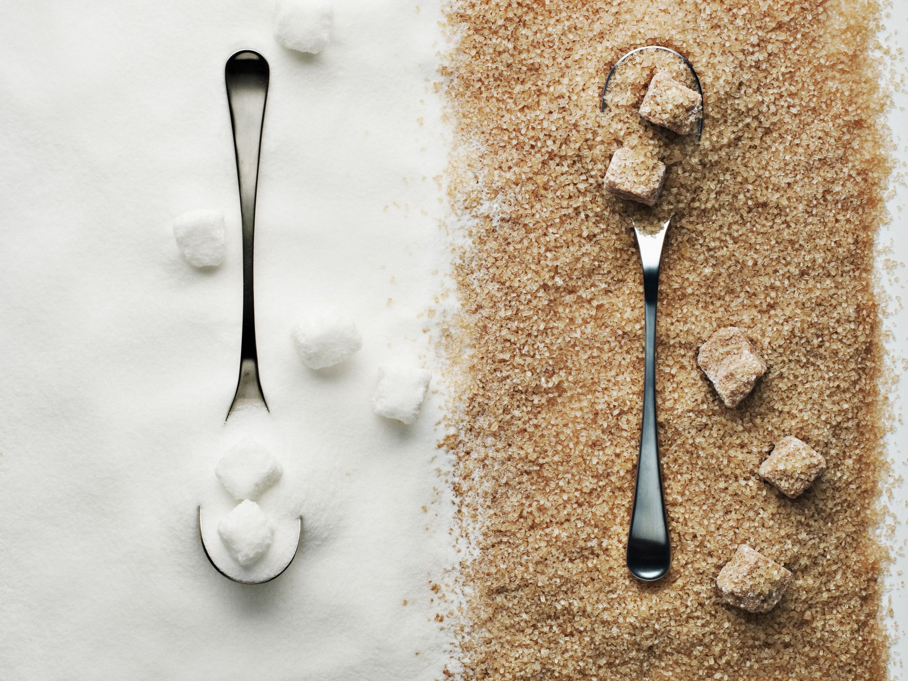 Different Kinds of Sugar for Your Coffee or Tea