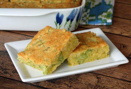 Easy Broccoli Cornbread Recipe With Variations