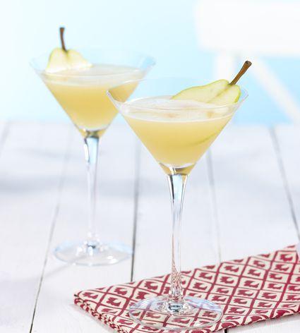 Lotus blossom martini