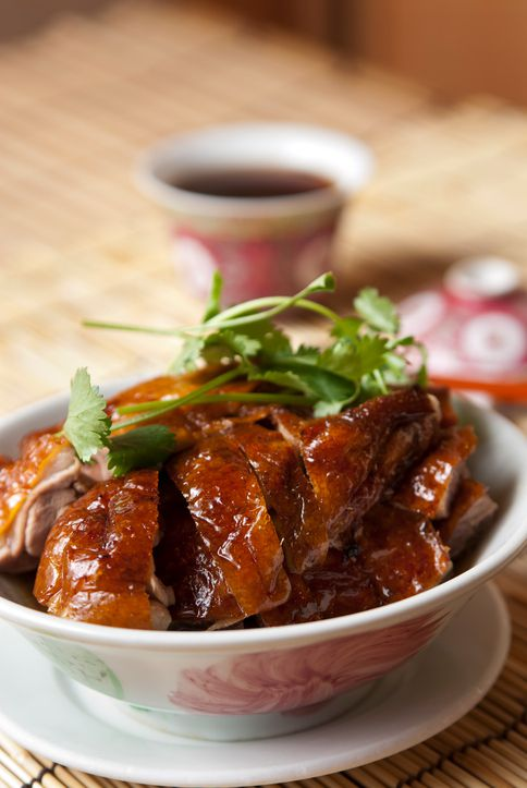 Cantonese Roast Duck