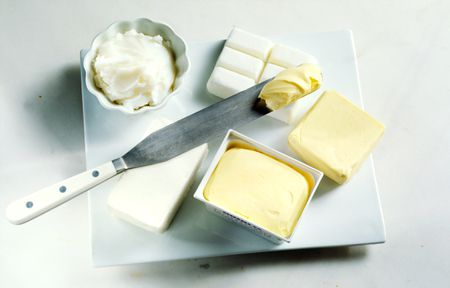 Substituting Shortening For Butter And Vice Versa