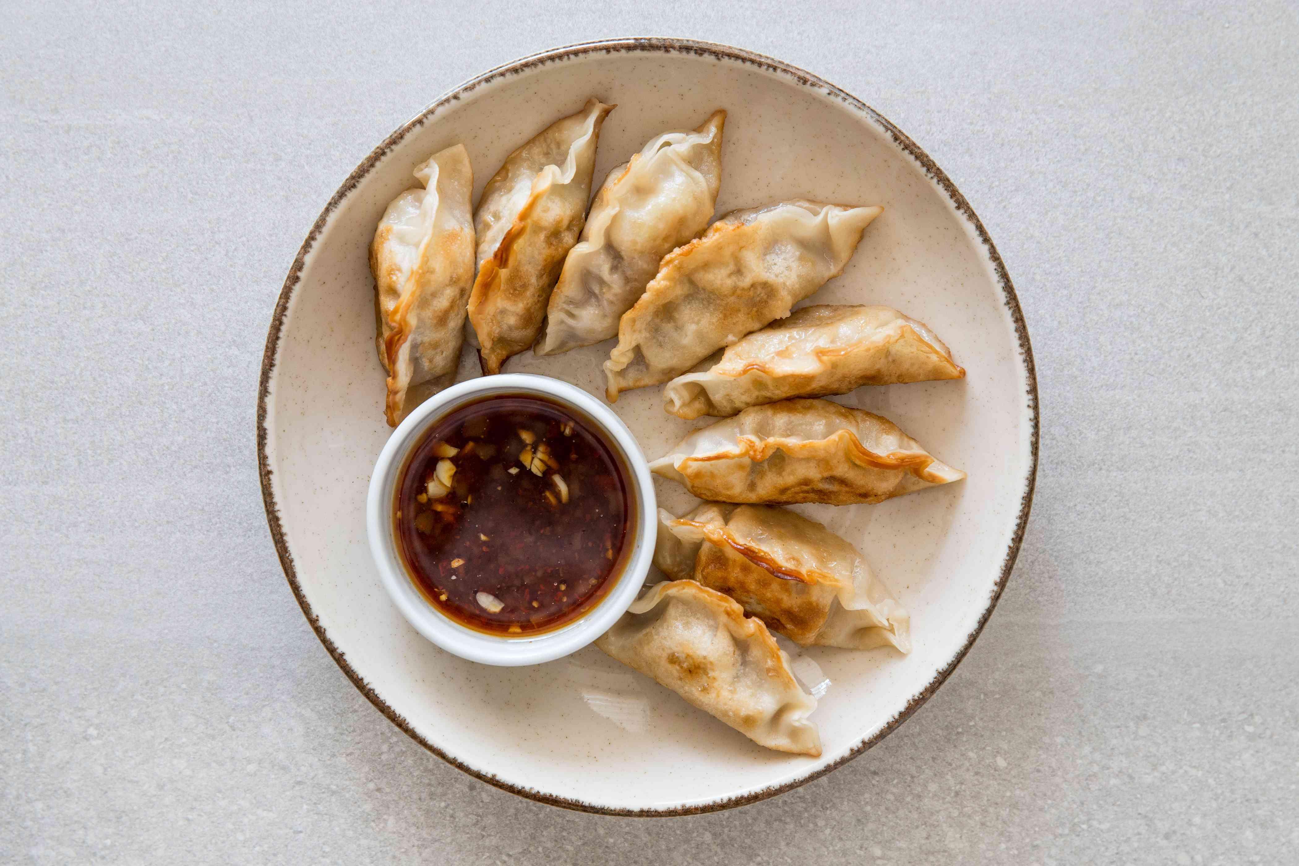 Korean Dumpling (Mandu)