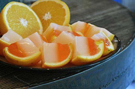 candy corn oranges cointreau