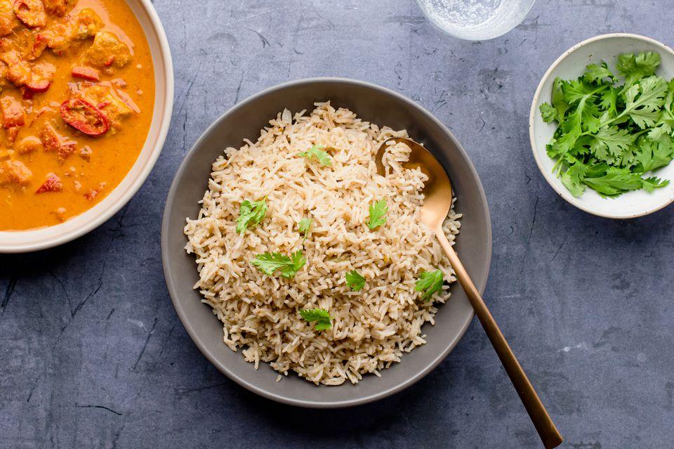 Tanzanian Pilau Rice Recipe