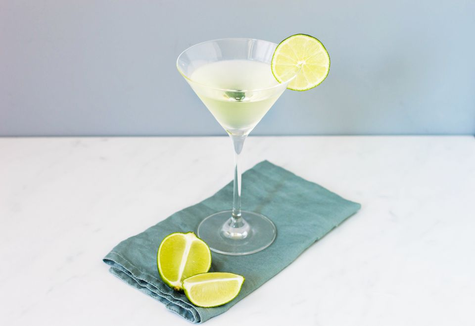 glassic gimlet cocktail