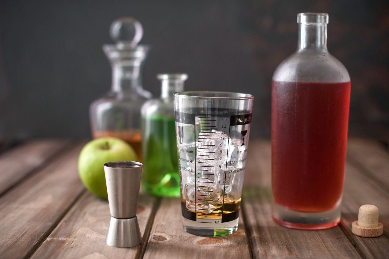 Washington apple cocktail ingredients