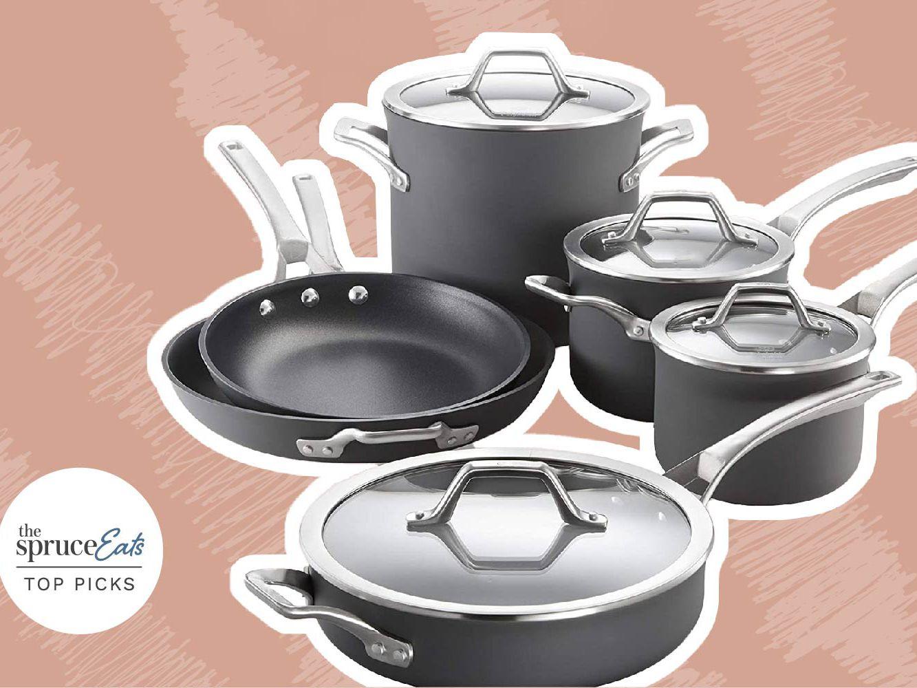 1 Set Useful Cooking Utensils Durable Cookware Cooking Pan Folding Pot Cutlery