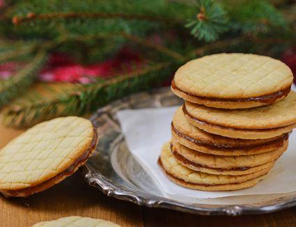 Stroopkoeken cookies