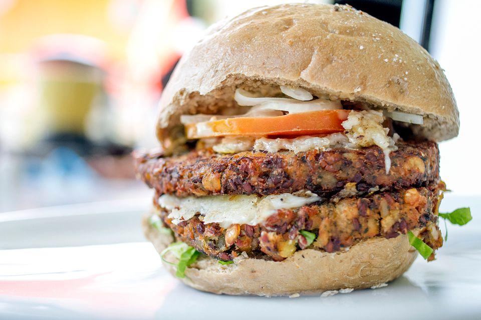 Veggie Nature's Burger