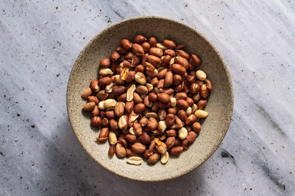 Oven-Roasted Peanuts
