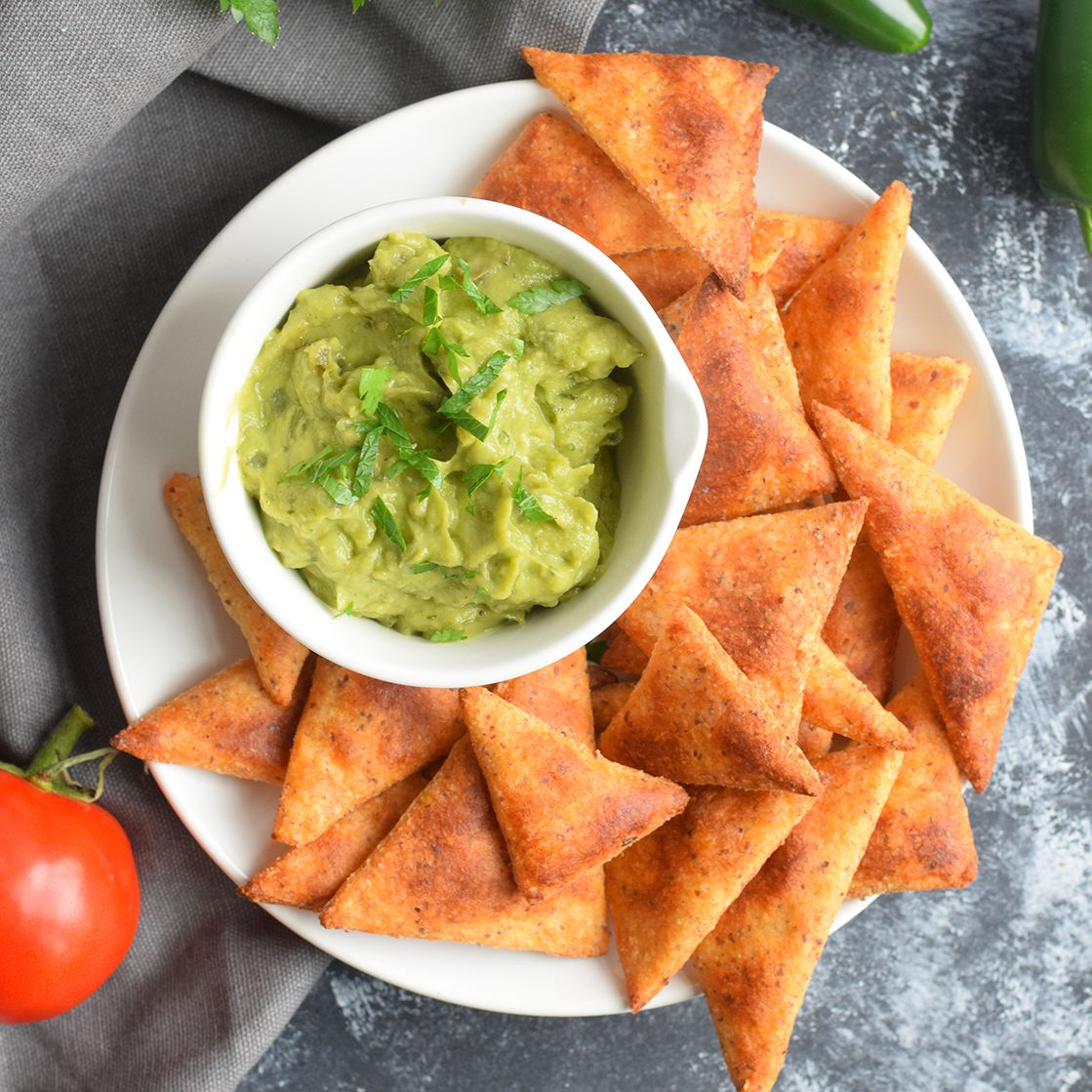 can i eat tortilla chips on keto diet