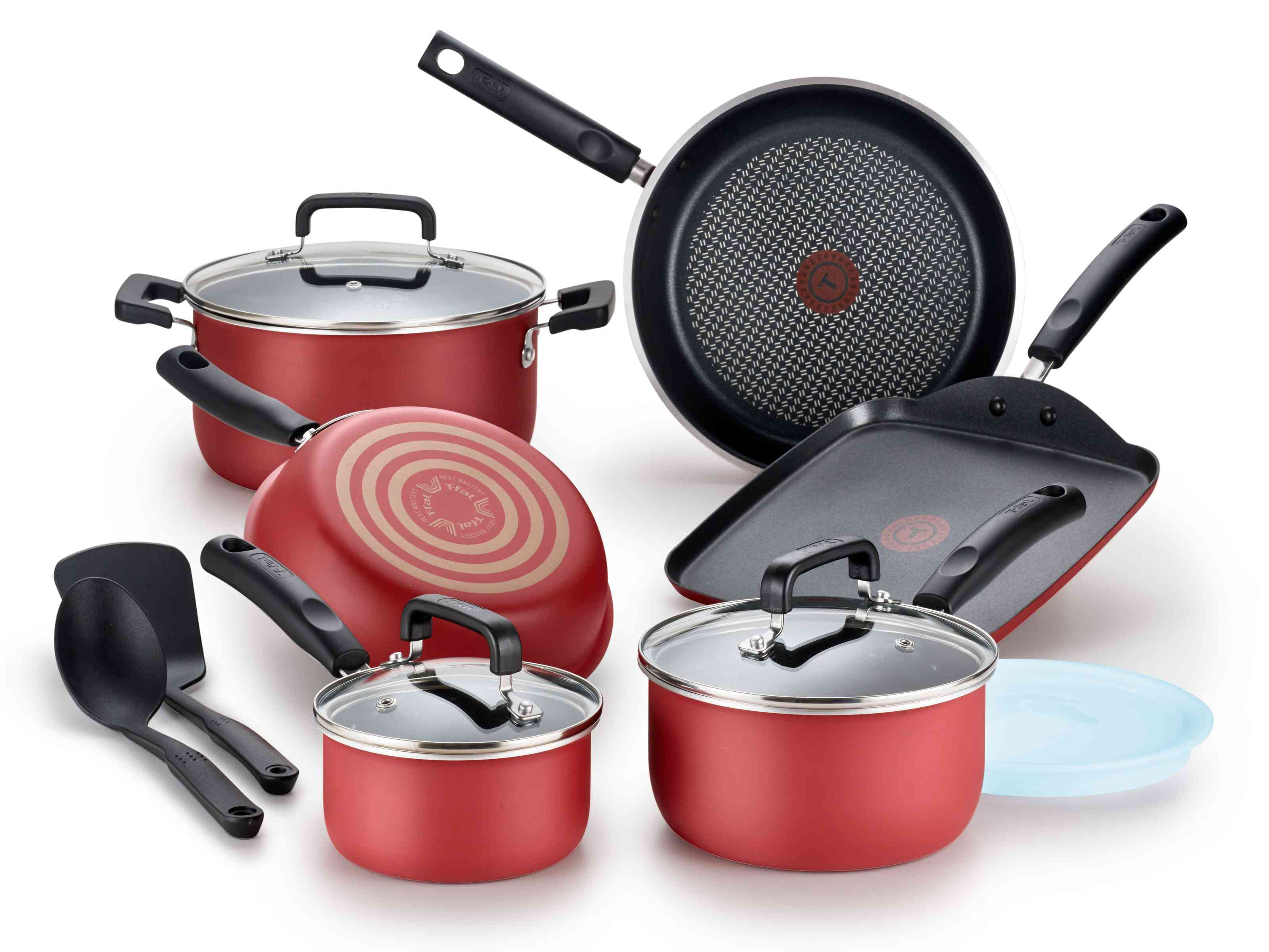 T-fal Signature 12-Piece Nonstick Cookware Set