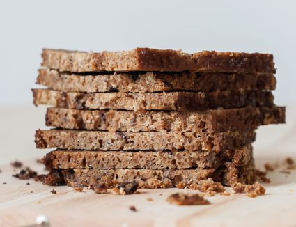 Raw Vegan Bread