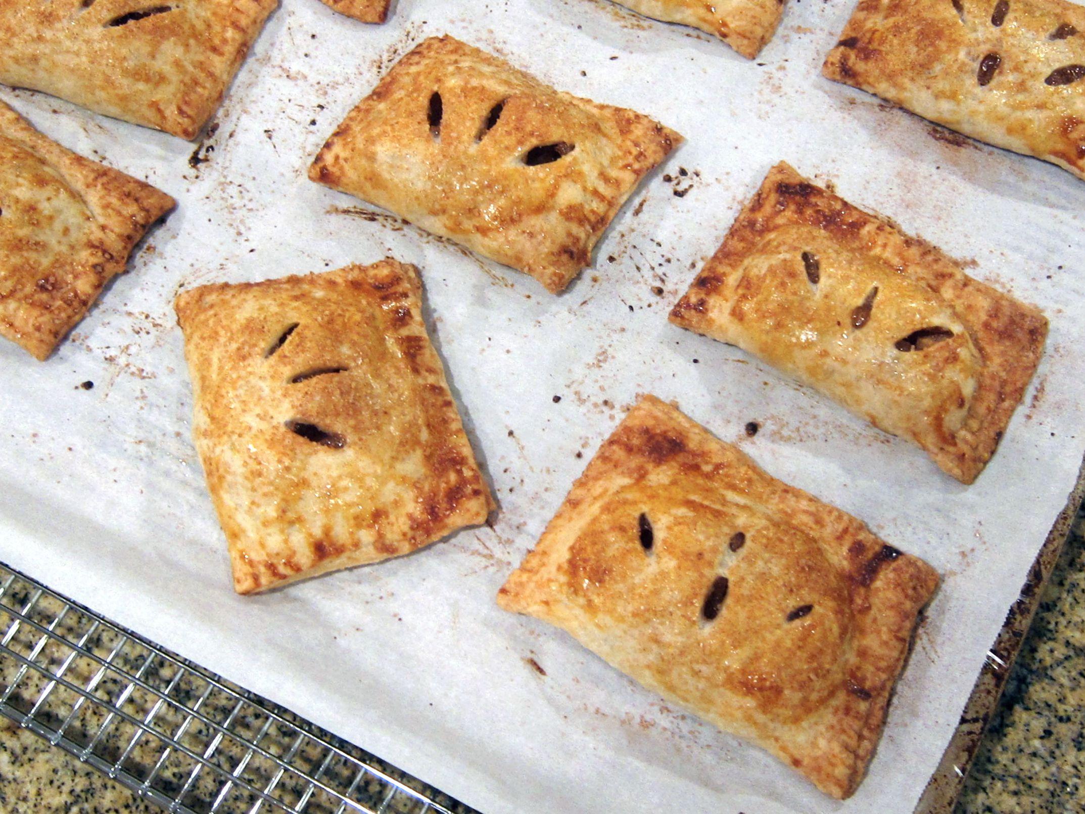 Handheld Apple Pies