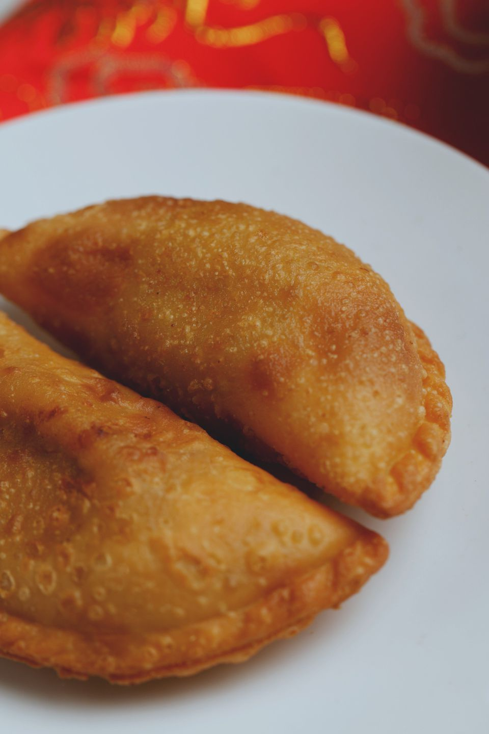 Prawn Curry Puffs