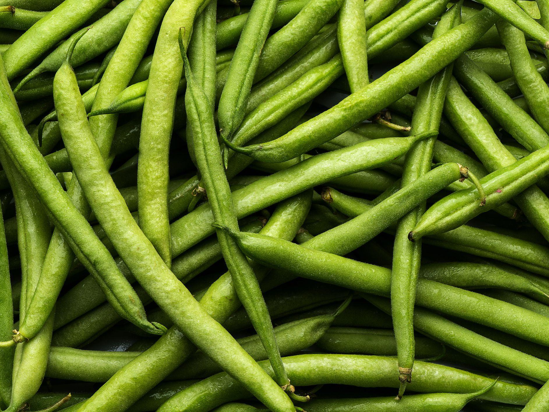 Air Dried Green Beans Recipe