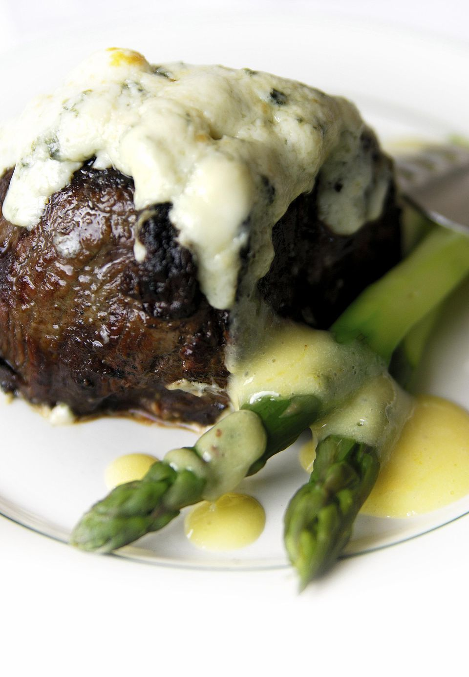 Filete Mignon con gorgonzola