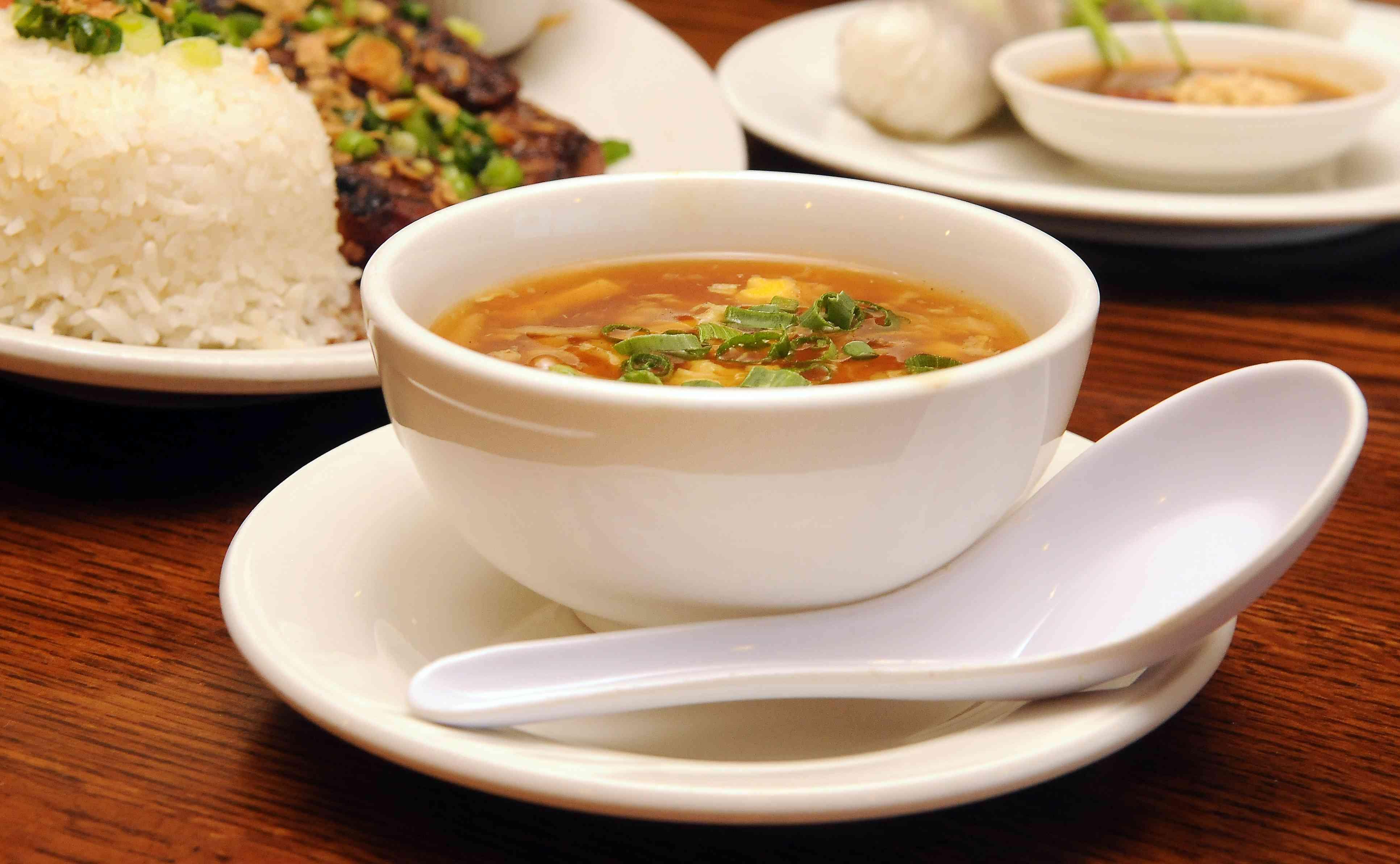 Vietnamese Dinner Soup Starter