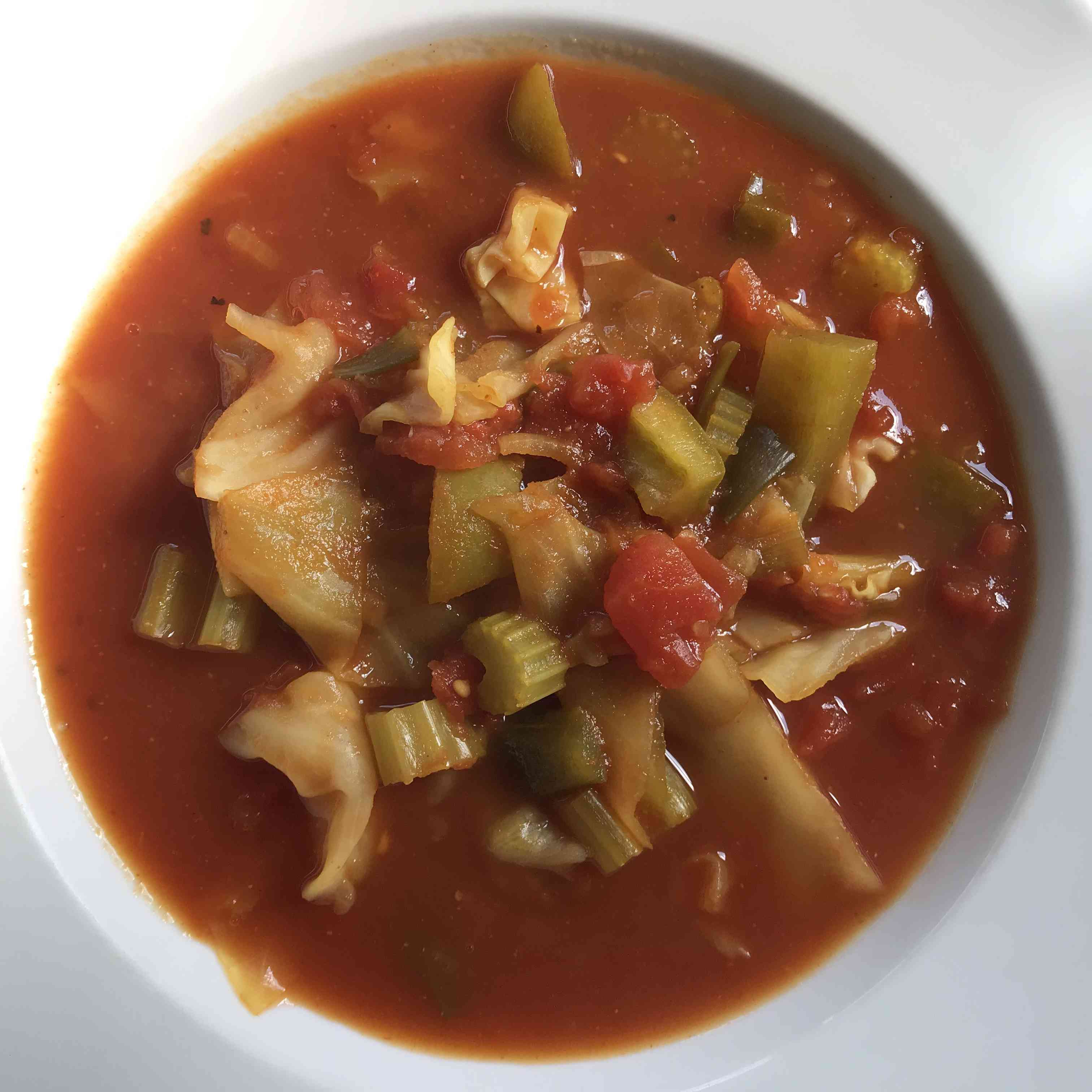 1-Week Cabbage Soup Diet Tester Image
