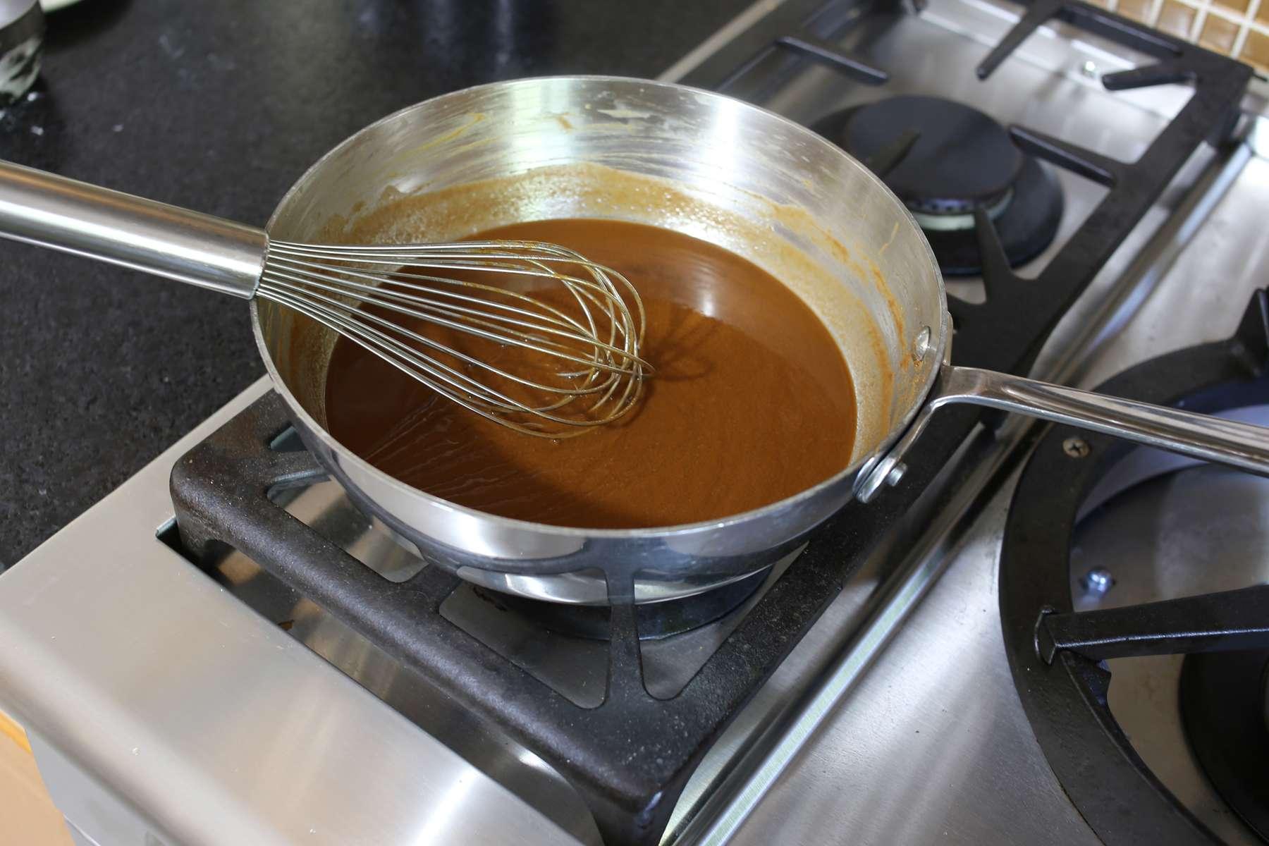 Dark Brown Roux