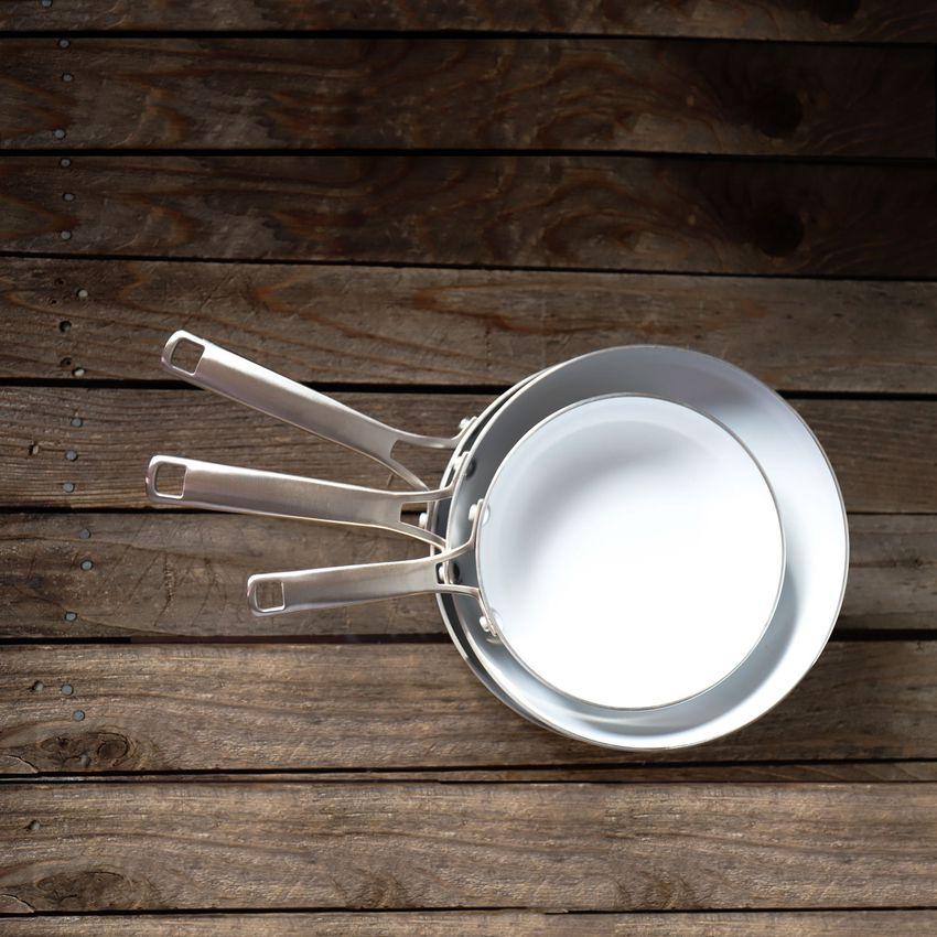 Calphalon Classic Ceramic Nonstick 11-pc. Cookware Set