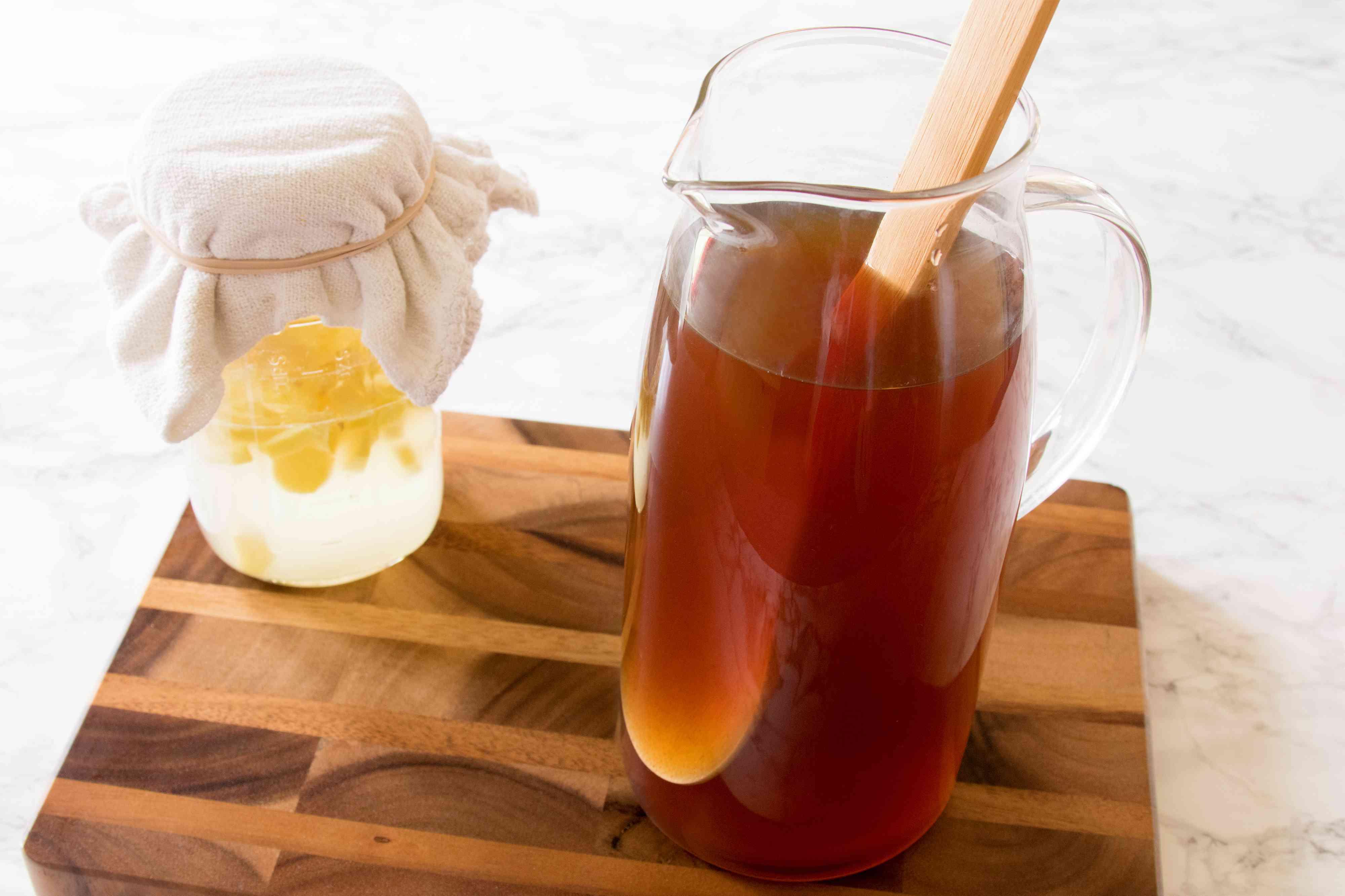 Sweet Tea Base For Ginger Bug Soda