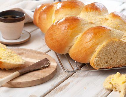 Ukrainian Christmas bread kolach recipe