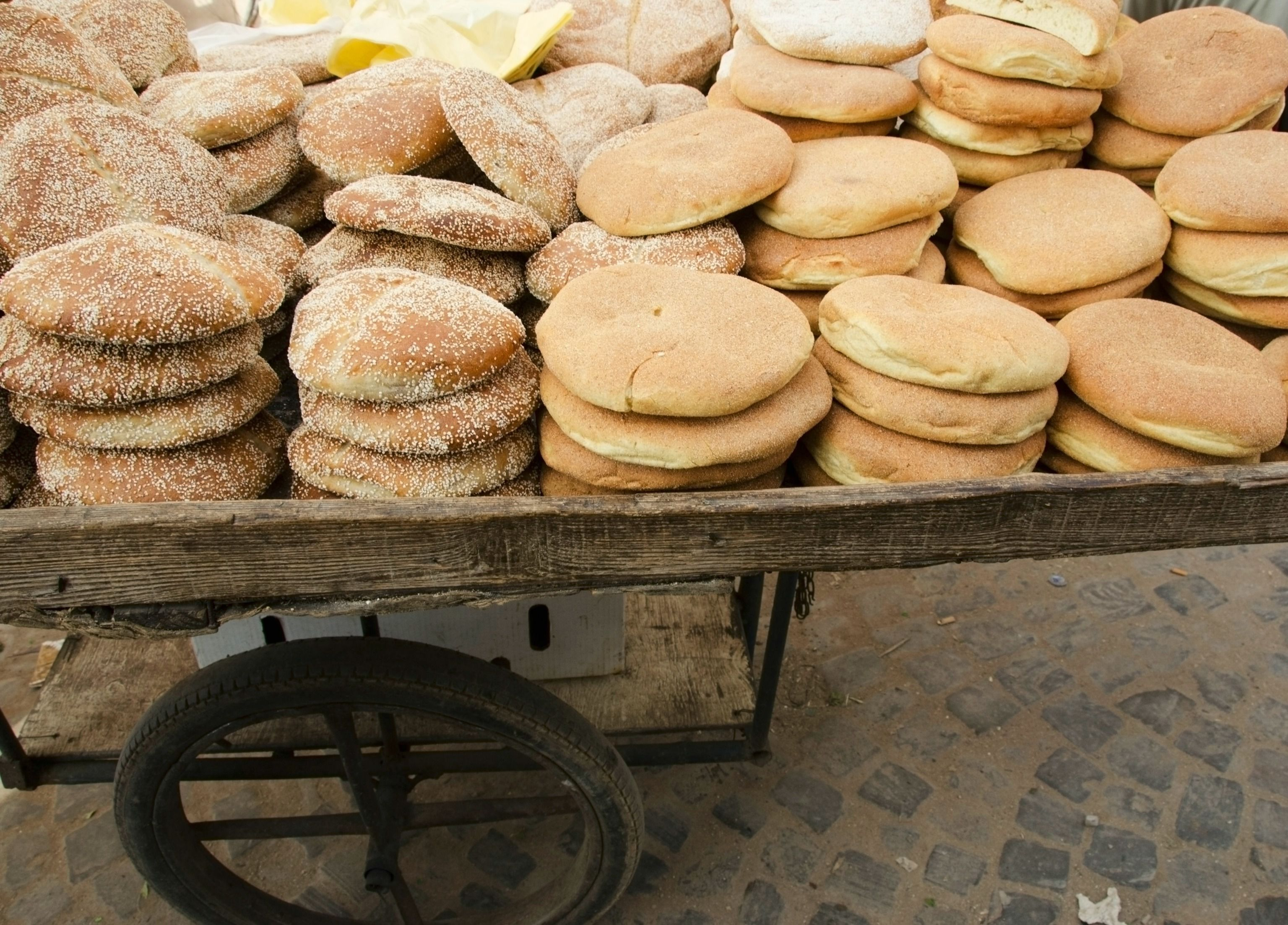 Moroccan Bread for Sale